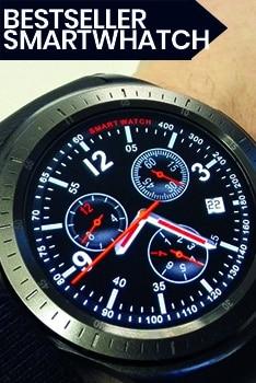 Banner Amazon Smartwatch Gianluca Gentile