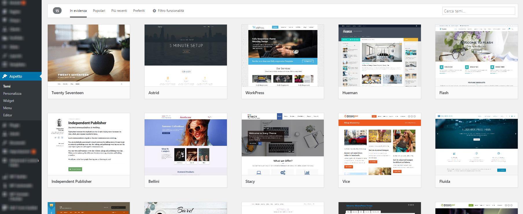 come scegliere un tema per wordpress - Come scegliere un tema per WordPress - Come scegliere un tema per WordPress
