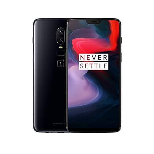 recensione oneplus 6 - OnePlus 6 Mirror Black 8GB RAM 128 GB di Memoria Android Dual SIM - Recensione OnePlus 6: caratteristiche e prezzo attuale