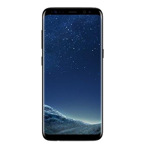 recensione samsung s8 - Samsung Galaxy S8 Smartphone Midnight Black 64GB espandibili Versione Italiana - Recensione Samsung S8 Smartphone 2017