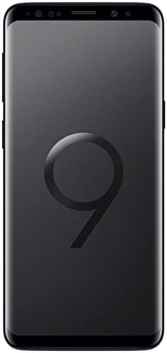- Samsung Galaxy S9 64 GB Single SIM Black Android 8 - Samsung Galaxy S9 64 GB (Single SIM) – Black – Android 8.0 (Versione IT Operatore)