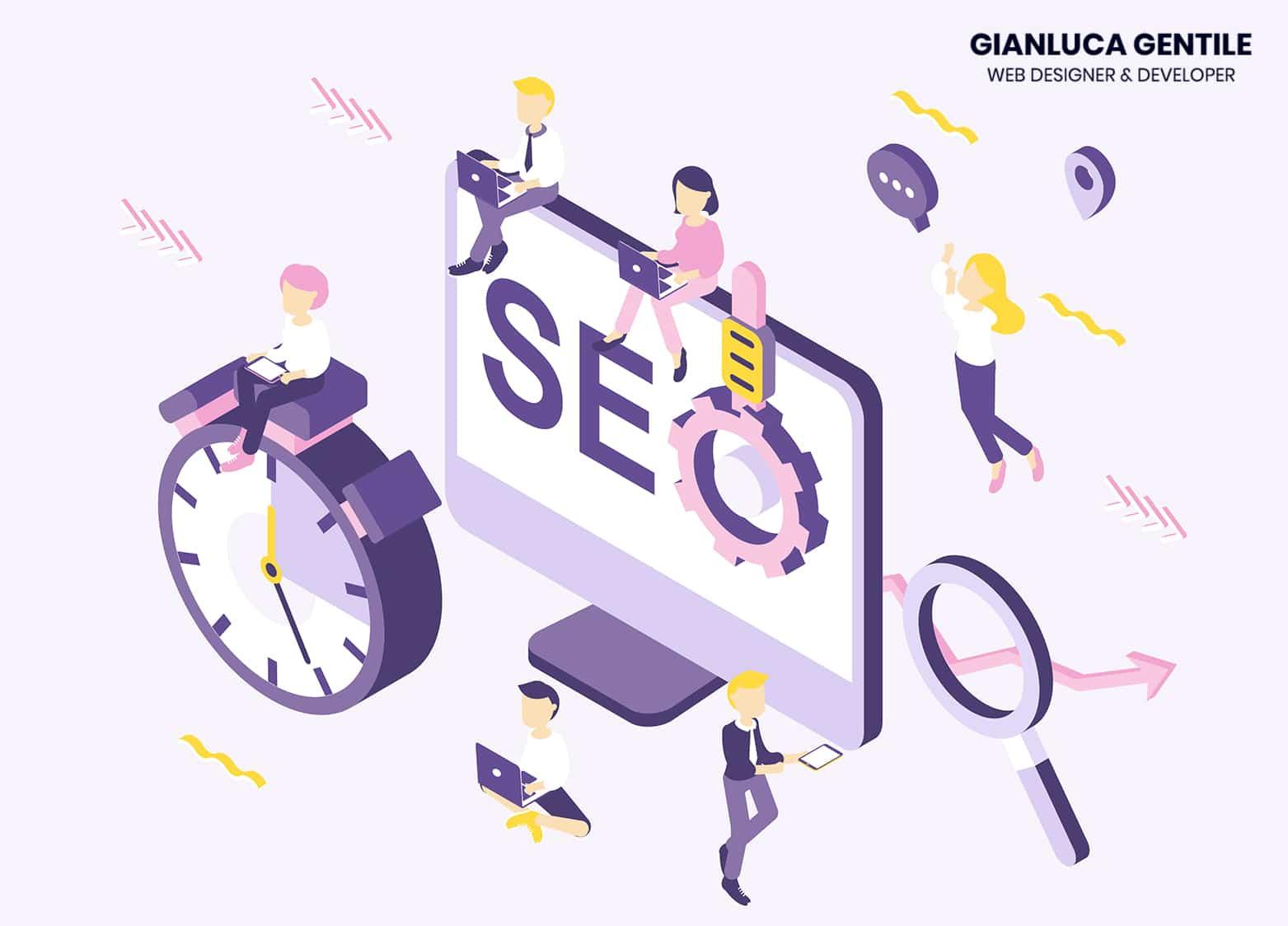 lunghezza titoli delle pagine - Seo Gianluca Gentile - Lunghezza titoli delle pagine migliorata da Google