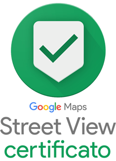 Badge street view certificato Google Gianluca Gentile