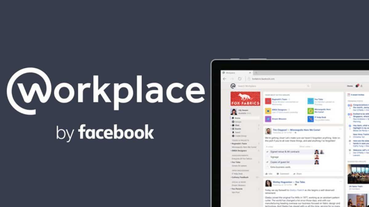 facebook workplace - Facebook Workplace per il Non Profit 1200x675 - Facebook Workplace per il Non Profit