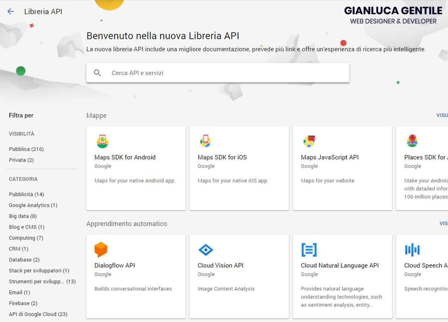 api google cosa sono - API Google cosa sono e come funzionano - API Google cosa sono e come funzionano