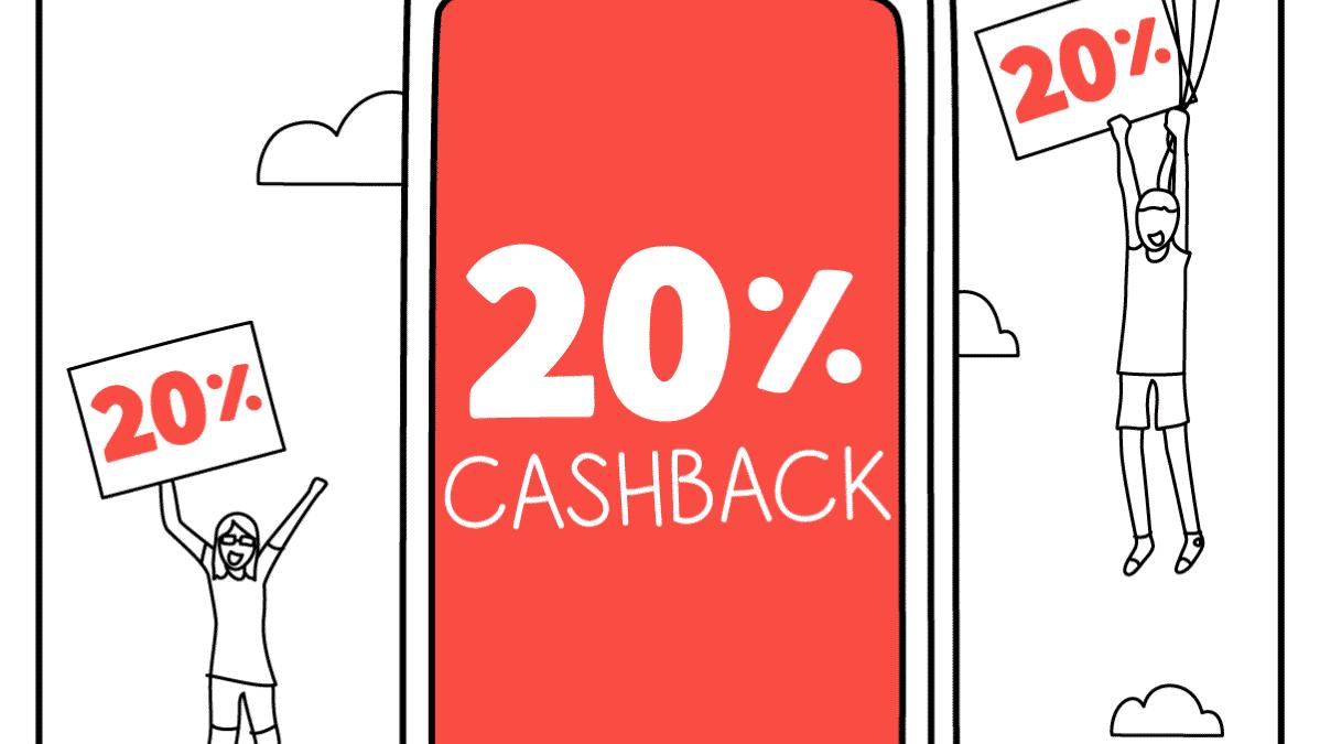 offerte cashback - offerte cashback 1198x675 - Offerte Cashback: come recuperare il denaro speso