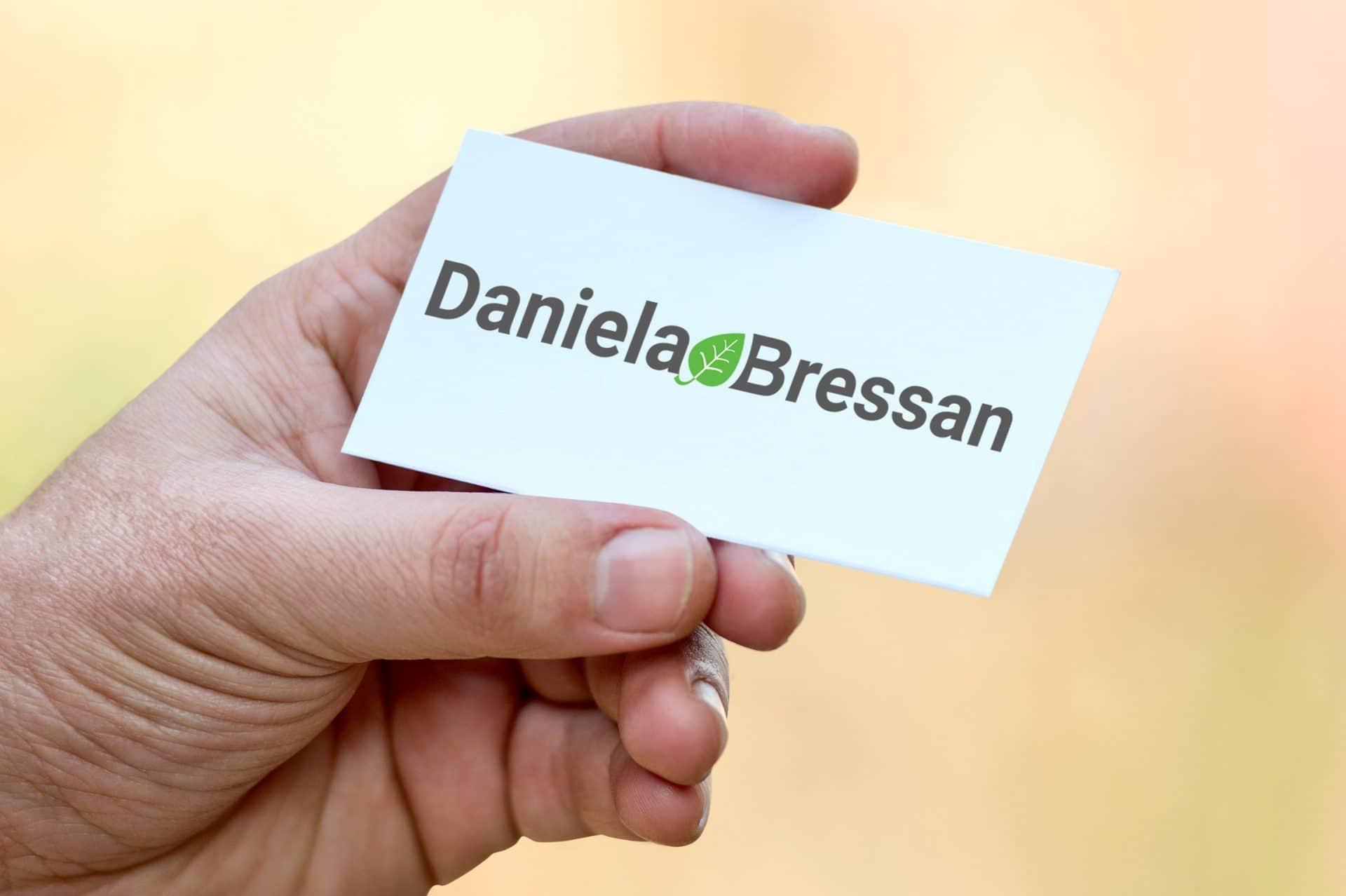 - Logo Daniela Bresson - Logo Daniela Bressan