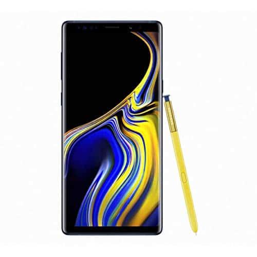 recensione samsung note 9 - Samsung Galaxy Note9 Smartphone Blu Ocean Blue Display 6 - Recensione Samsung Note 9: prezzo e caratteristiche