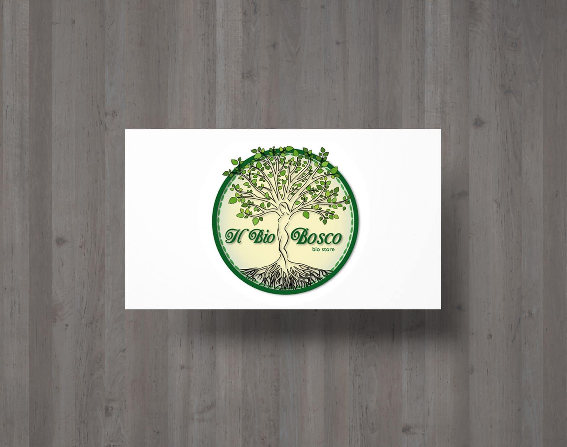 - logo Bio bosco - Logo Bio bosco