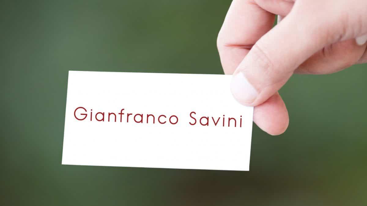 - logo Gianfranco Savini 1200x675 - Logo Gianfranco Savini