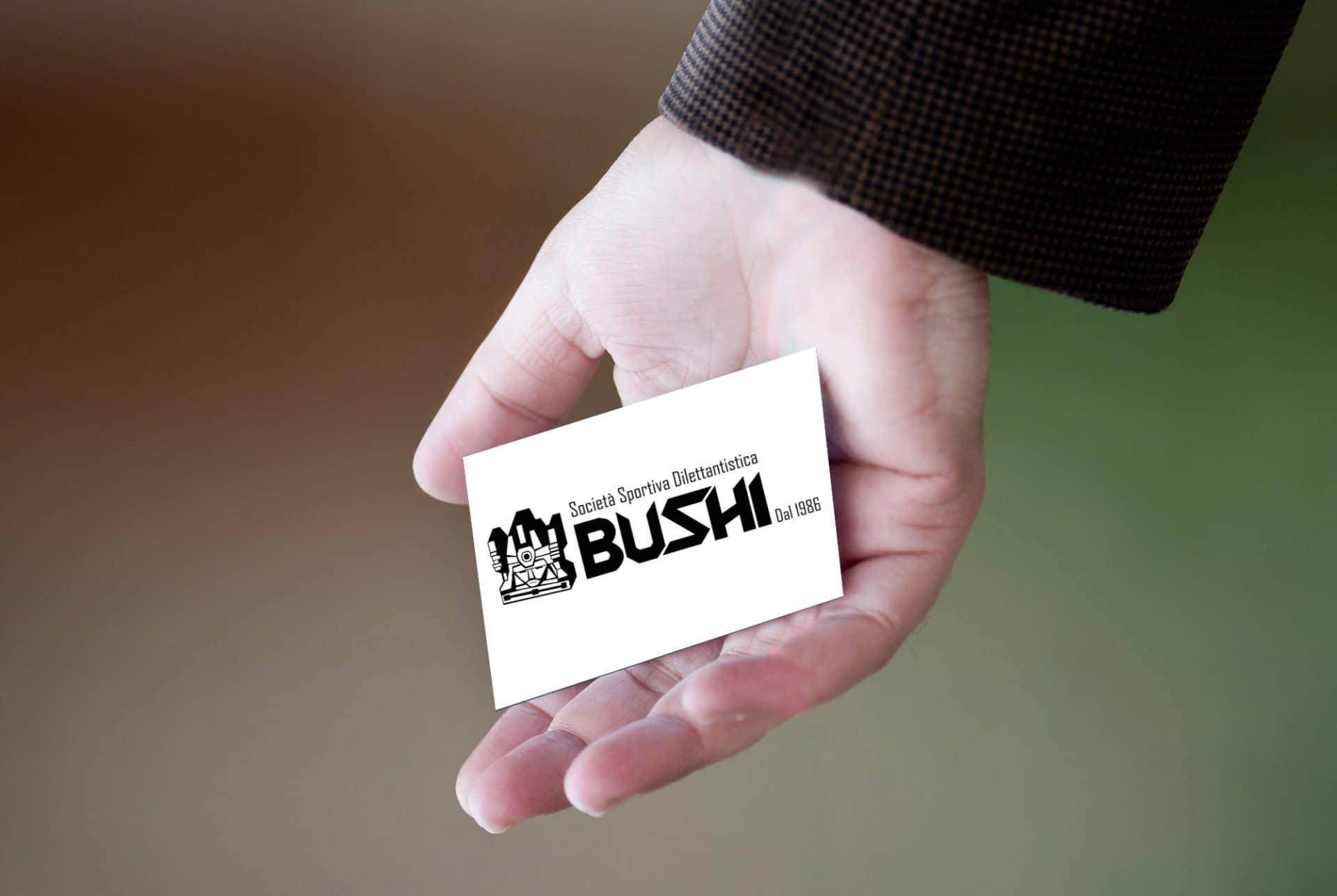 - logo bushi - Logo Bushi