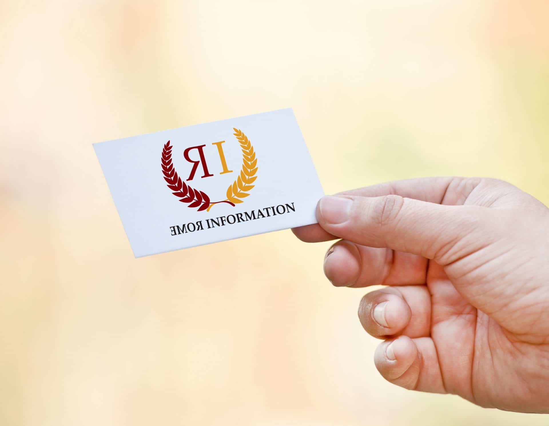 - logo rome information - Logo Rome information