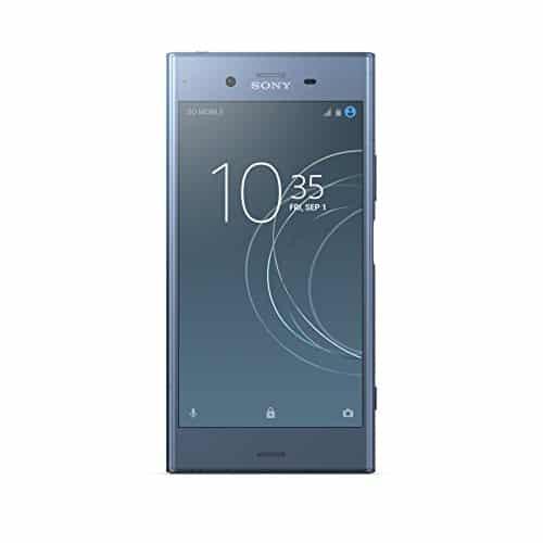 - Sony Xperia XZ1 Smartphone da 64 GB Moonlite Blu versione - Sony Xperia XZ1 Smartphone da 64 GB, Moonlite Blu [versione Italia]