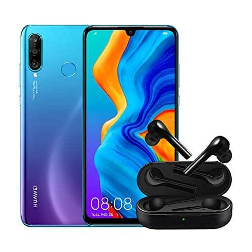 recensione huawei p30 lite - Huawei P30 Lite Blue Smartphone cover trasparente 4GB RAM - Recensione Huawei P30 lite, qualità e affidabilità low cost