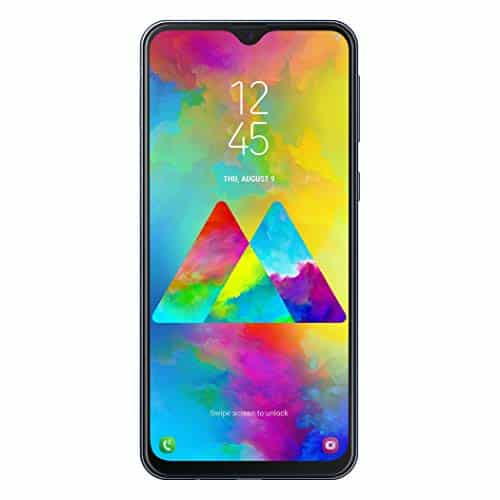recensione samsung m20 - Samsung Galaxy M20 Smartphone Grigio Charcoal Black Display 6 - Recensione Samsung M20: grande autonomia ad un prezzo competitivo