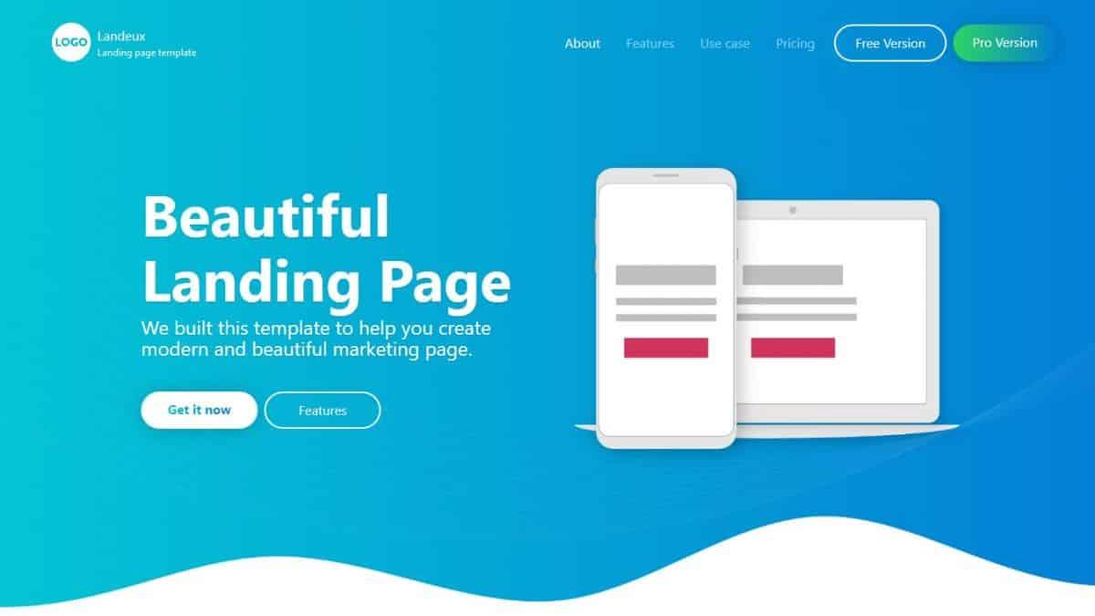 landing page - Cos      una Landing page e a cosa serve 1200x675 - Cos'è una Landing page e a cosa serve
