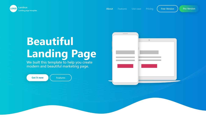 landing page - Cos      una Landing page e a cosa serve - Cos'è una Landing page e a cosa serve