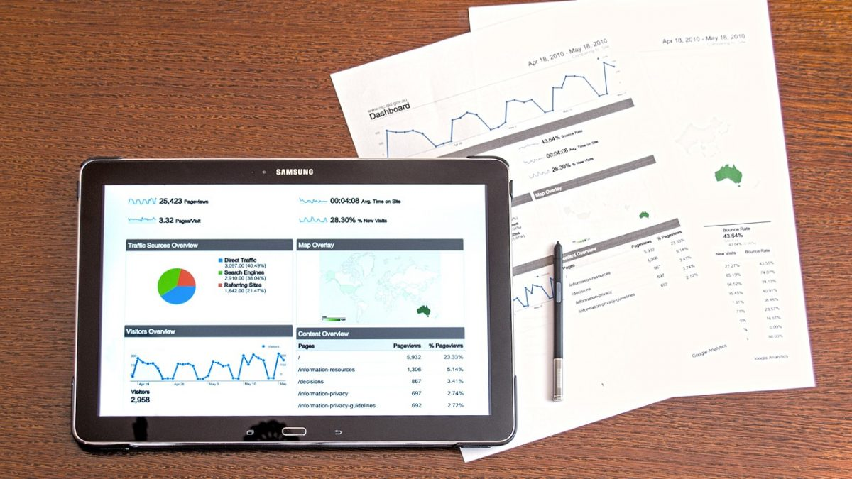 Google Analytics google analytics - modern technologies 1263422 1280 1200x675 - Google Analytics come funziona e perché è importante conoscerlo