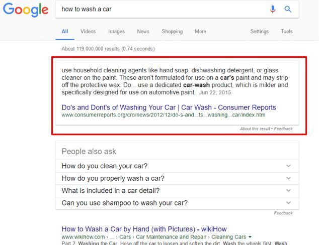 featured snippet featured snippet - Featured Snippet - Featured Snippet in Google Search come attivarli